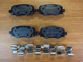 Mopar Brake Pads Rear-Jeep Renegade//Fiat 500X