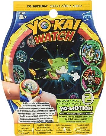 Yo kai Watch Blind Bag B7497EU4, Medaglia a Sorpresa, Colori e modelli assortiti