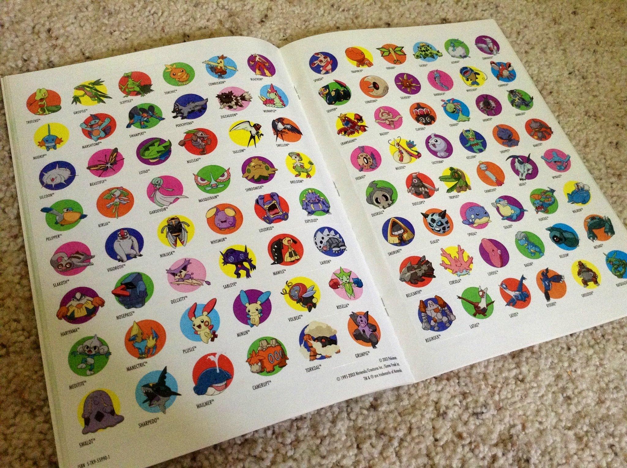 Eeyore Wall Stickers Pokemon Stickers Book Satu Sticker