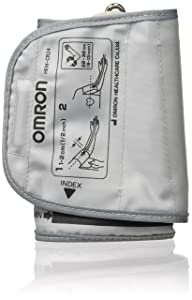 "Omron Healthcare H-CR24 D-Ring BP Cuff, Standard, Wide Range 9""-13"" ()"
