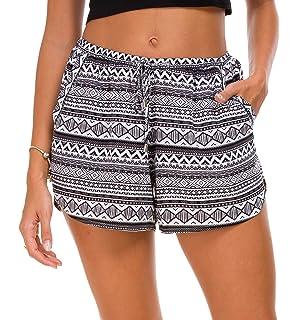e2d2e41101 Just Love High Waisted Women Shorts - Summer Pom Pom Beach Shorts ...