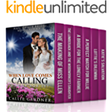 When Love Comes Calling: Mail Order Bride Western Romance 6 Book Box Set: Inspirational Western Historical Romance Collection
