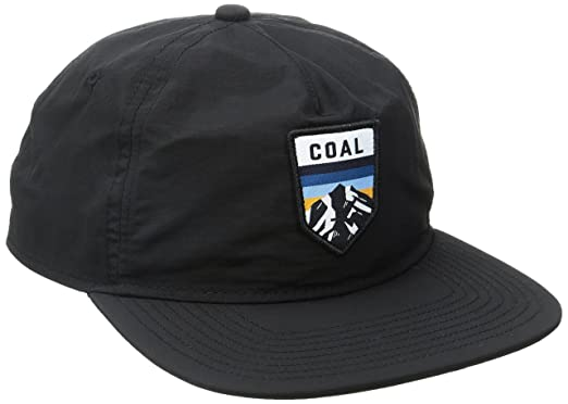 b4162d2ef46 Amazon.com  Coal Men s The Summit Nylon Snapback Cap