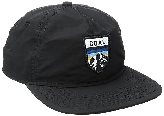4a222d5f31c Amazon.com  Coal Men s The Summit Nylon Snapback Cap