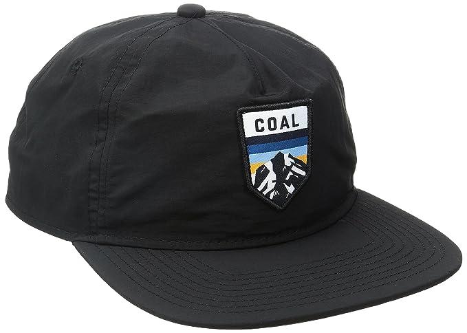 ff8544249e4 Amazon.com  Coal Men s The Summit Nylon Snapback Cap