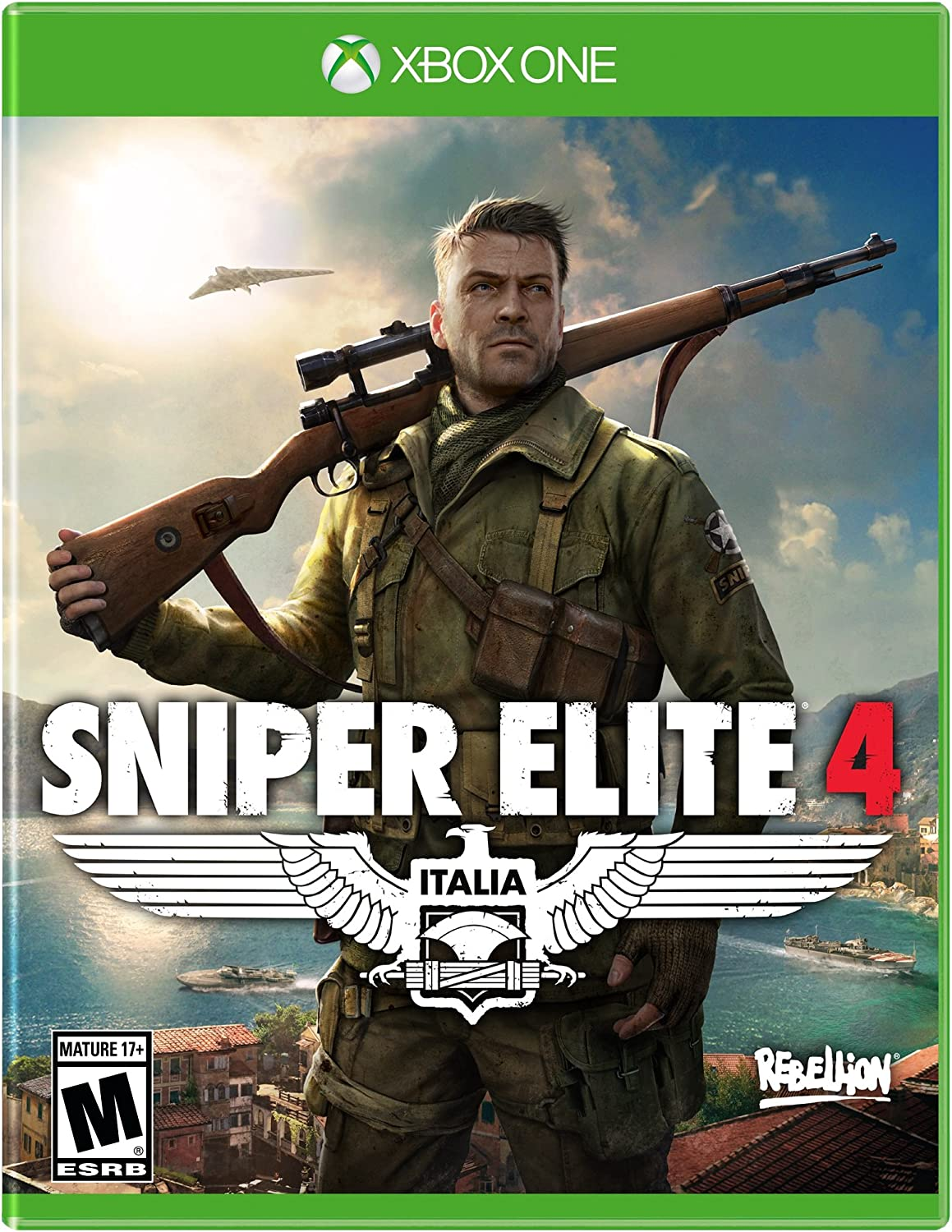 Sniper Elite 4 Xbox One Ui Entertainment Video Games Microsoft 360 Dissected Layout Changes Revealed