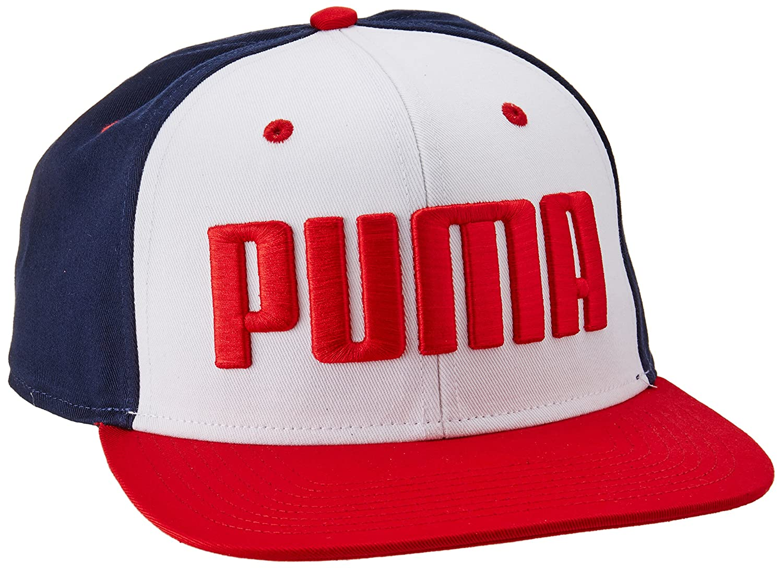 Puma 052921 Sombrero Accesorios Azul Pz.: Amazon.es: Deportes y ...