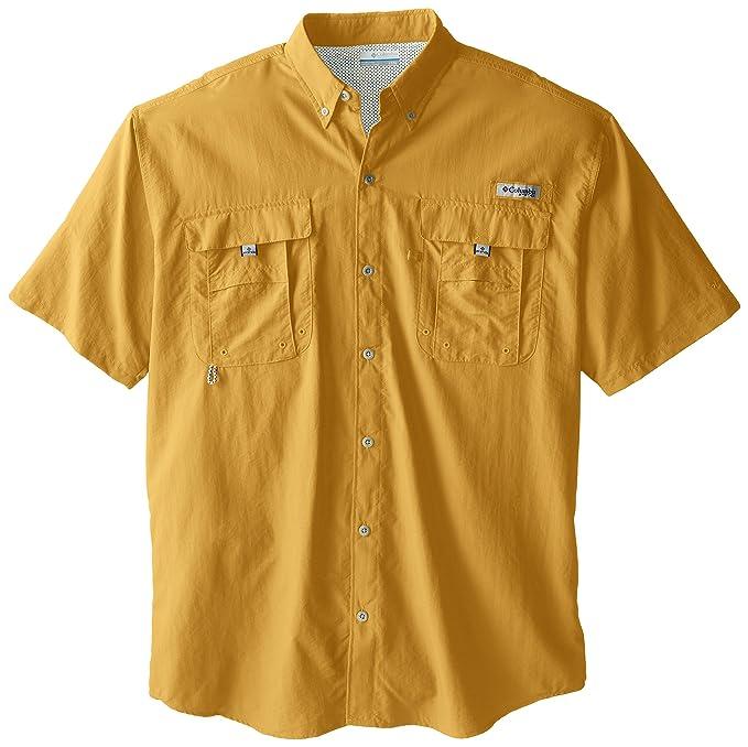 de019940a15375 Amazon.com   Columbia Men s PFG Bahama II Short Sleeve Shirt ...