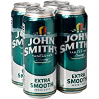 John Smith's Extra Smooth, 4 x 440ml Cans