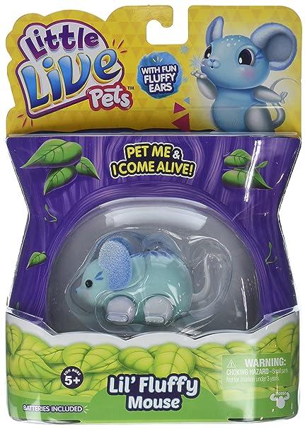 Amazon.com  Little Live Pets Lil  Mouse - Frostina  Toys   Games 8f2d156d24ae