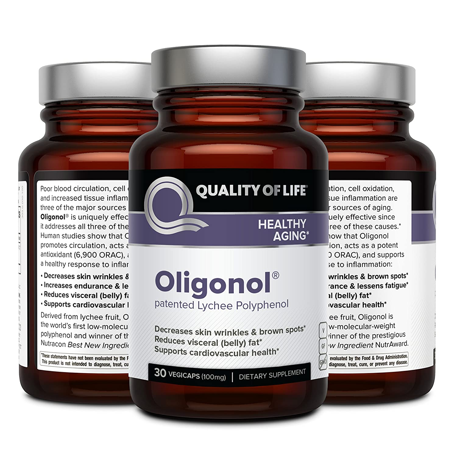 Oligonol Health Benefits and Uses foto