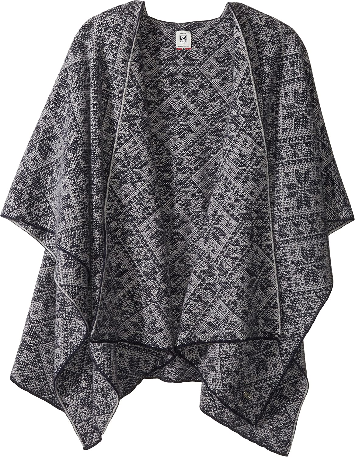 Dale of Norway Women's Rose Shawl Black One Size Dale of Norway AS 11651
