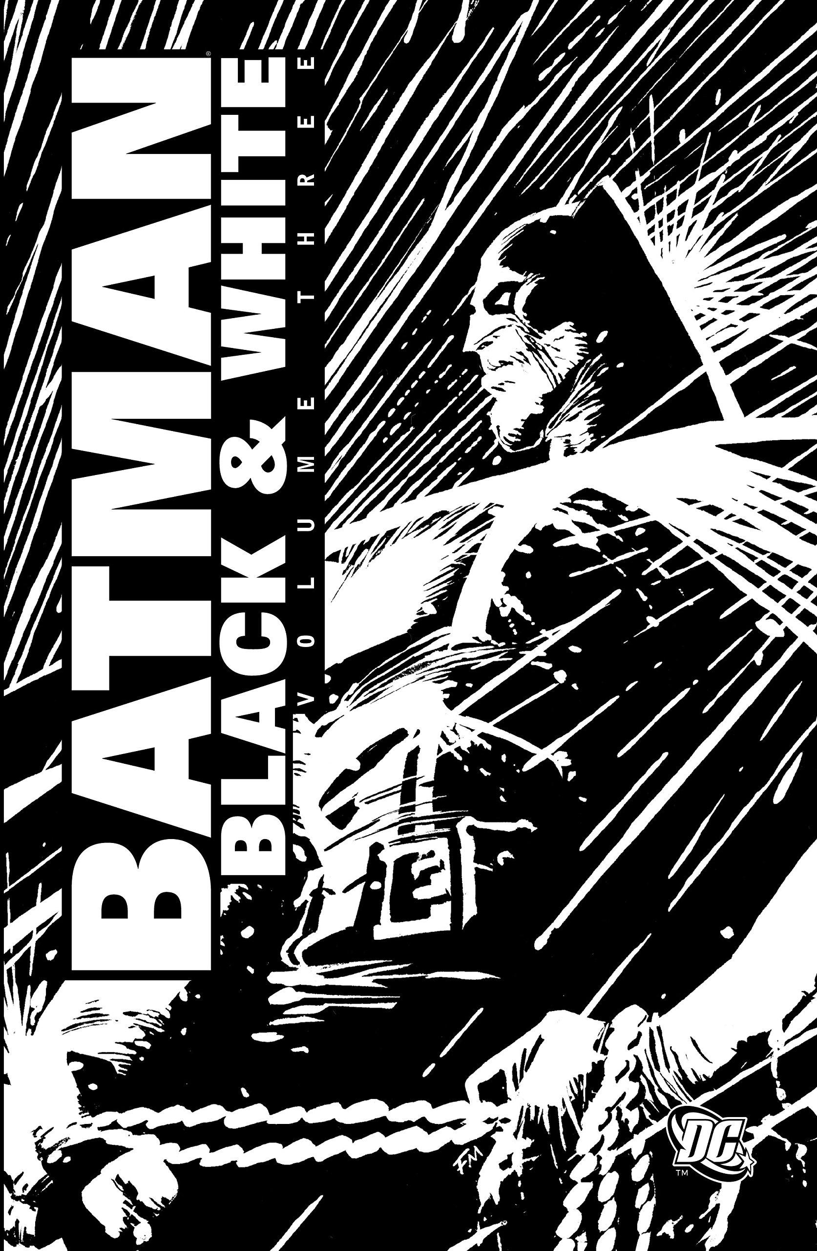Batman: Black & White - Volume 3