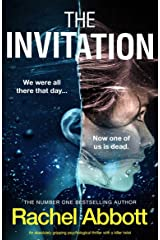 The Invitation: An absolutely gripping psychological thriller with a killer twist Kindle Edition