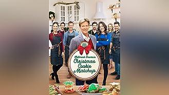 Hallmark Drama's Christmas Cookie Matchup