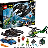 Lego Batwing and The Riddler Heist, Multi-Colour, 76120