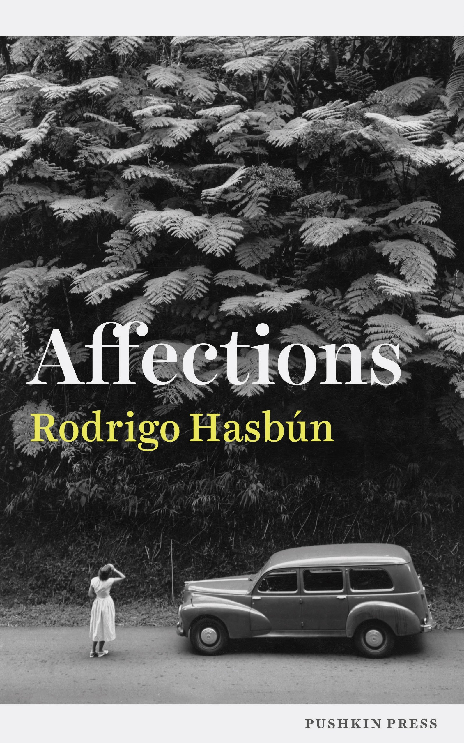 Affections: Amazon.es: Hasbun, Rodrigo: Libros en idiomas extranjeros