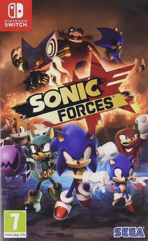 Sonic Forces - Nintendo Switch [Importación inglesa]: Amazon.es: Videojuegos