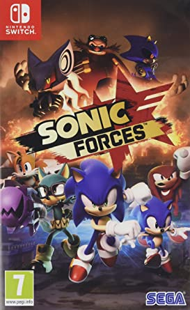 Sonic Forces - Nintendo Switch [Importación inglesa]: Amazon.es: Videojuegos