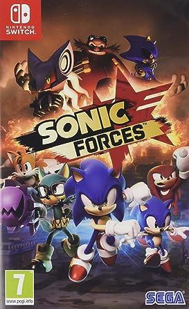 Sonic Forces - Nintendo Switch [Importación inglesa]: Amazon.es ...