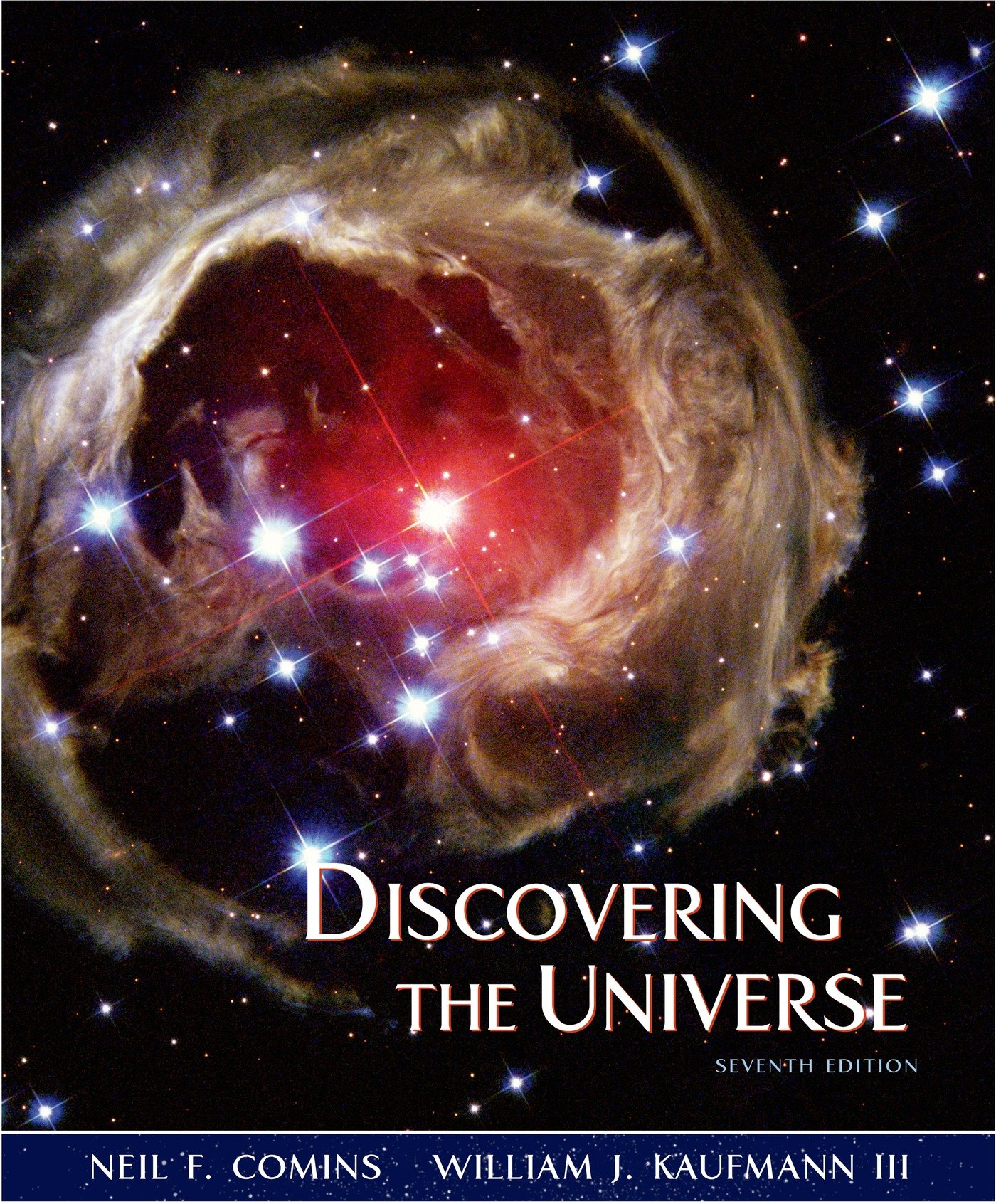 Discovering the Universe W/CD por Neil F. Comins