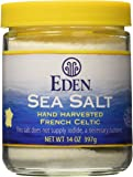 Eden Foods Fine Grind French Celtic Sea Salt -- 14 oz