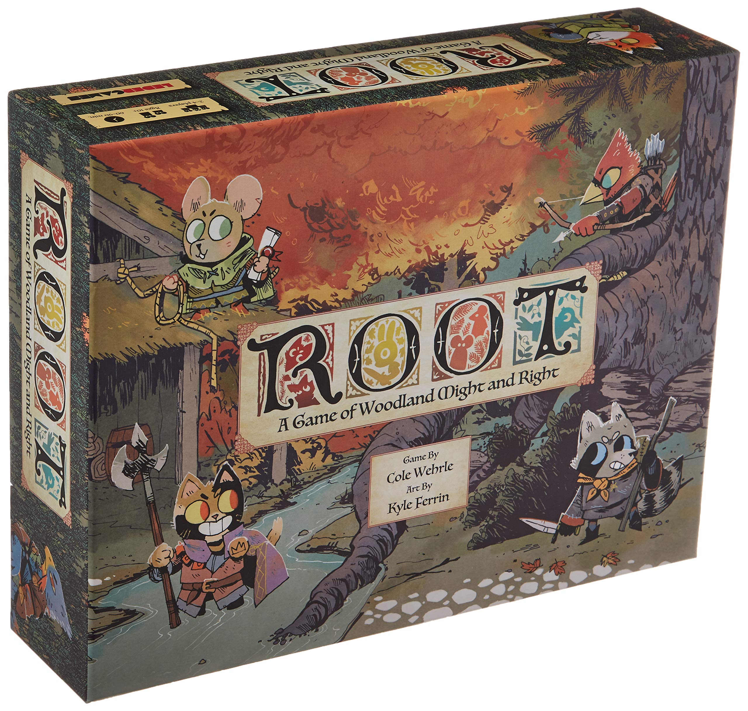 Leder Games Root