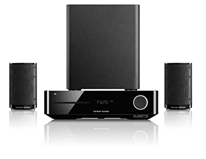 Harman Kardon BDS 330 - Sistema de Home Cinema 2.1 con reproductor Blu-ray 3D