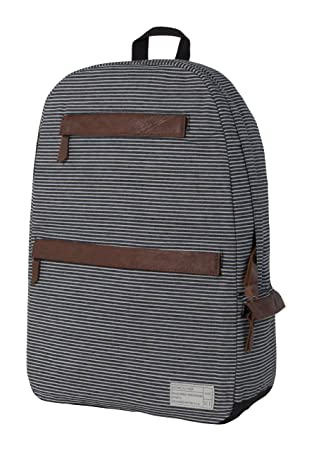 Hex Fleet Backpack – Black Grey