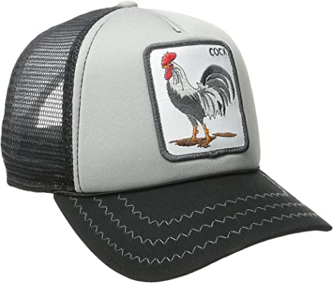 Goorin Bros Trucker Checkin Traps Grey-Gorras: Amazon.es: Ropa y ...