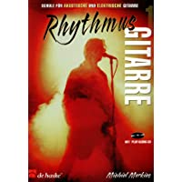Rhythmusgitarre, m. Audio-CD