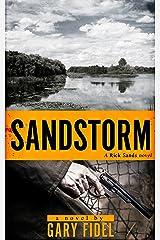 SANDSTORM (RICK SANDS SUSPENSE NOVELS Book 2)