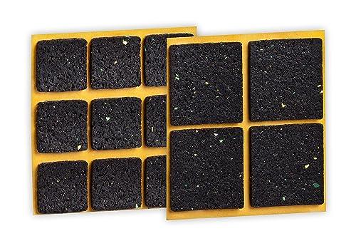 Haggiy Anti Slip Pad (Slip Resistant Pads Furniture, Sofas, Tables) Self