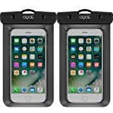 Amazon Price History for:OQOE Universal Waterproof Case - Black (2 Pack)