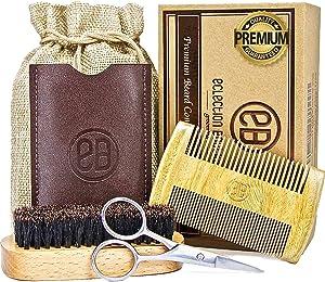 Sweepstakes: Beard Comb & Beard Brush Set