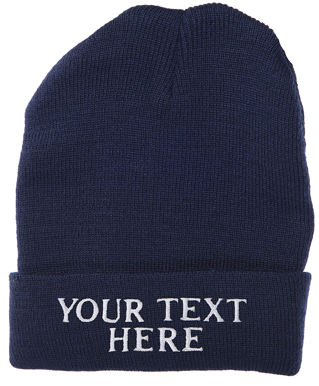 Personalized Wool Hats Wool Beanies Custom Embroidered Hats