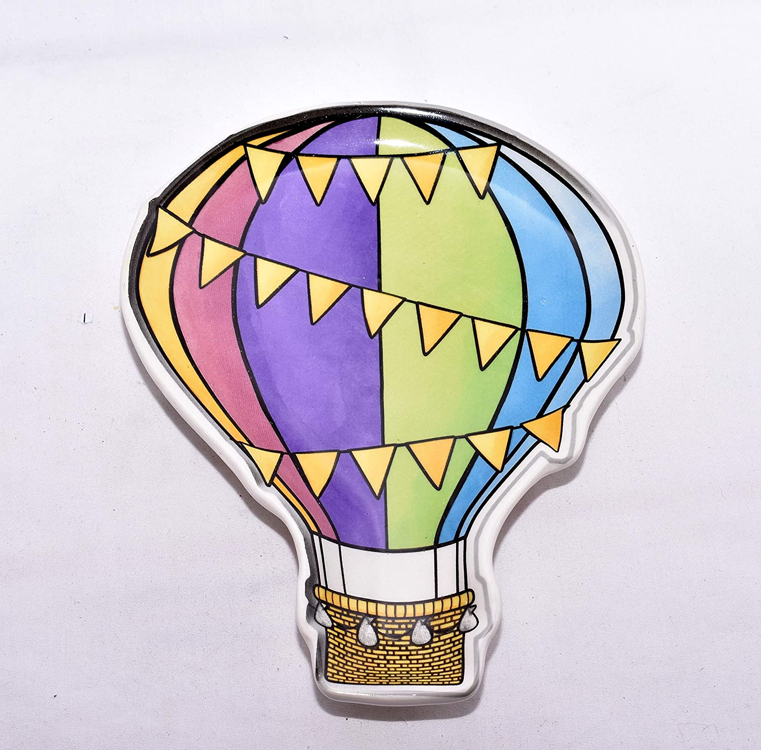 - Amazon.com NEW COLORFUL HOT AIR BALLOON KITCHEN SPOON REST