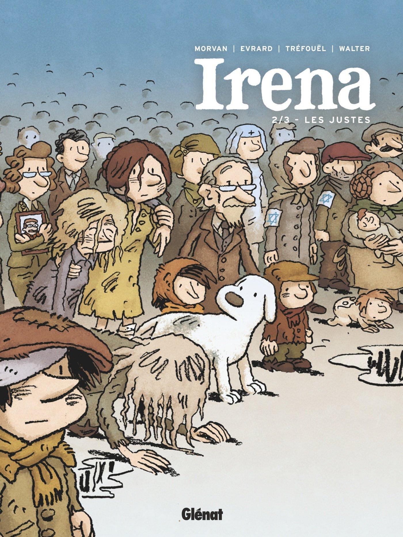 Irena (2) : Les Justes