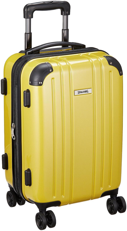 [スポルディング] スーツケース等 機内持込可 保証付 36L 53cm 3.2kg SP-0704-47 B01M28EXN7 イエロー イエロー
