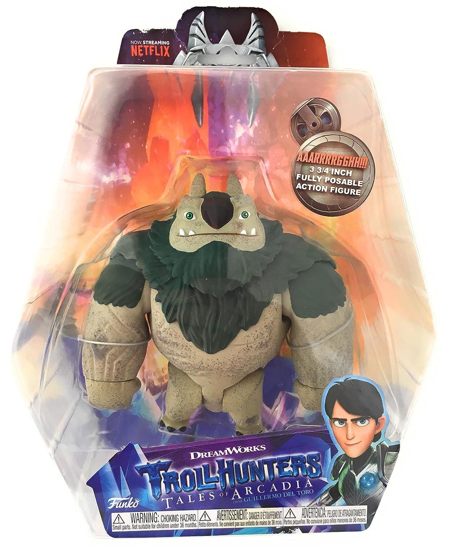 Aaarrrrgghh!! Fully Posable Action Figure Funko DreamWorks Troll Hunters
