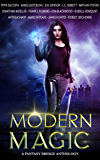 Modern Magic: An Urban Fantasy Anthology
