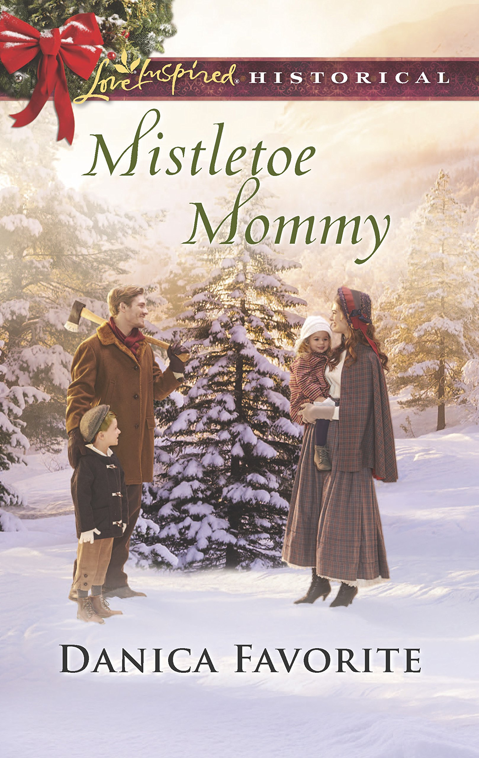 Read Online Mistletoe Mommy (Love Inspired Historical) ebook