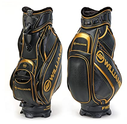 Amazon.com: Williams Golf FW32 9-Inch Gold Series Personal ...