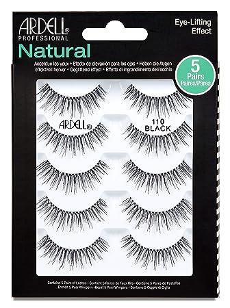 78d678bde27 Amazon.com: 5 Pack #110 Lashes: Beauty