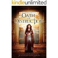 Oath of Destruction: Reign of Secrets, Book 5