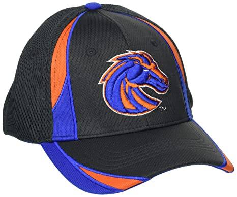 499166d745c391 Image Unavailable. Image not available for. Color: ZHATS NCAA Boise State  Broncos Adult Men ...