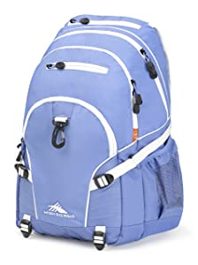 High Sierra Loop Backpack - with Compression Straps - Ideal Backpack for Men and Women - Perfect for School, Office or Travel