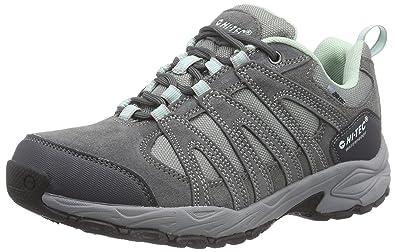 Hi-Tec Alto II Low WP W - Zapatillas de Trekking y Senderismo de