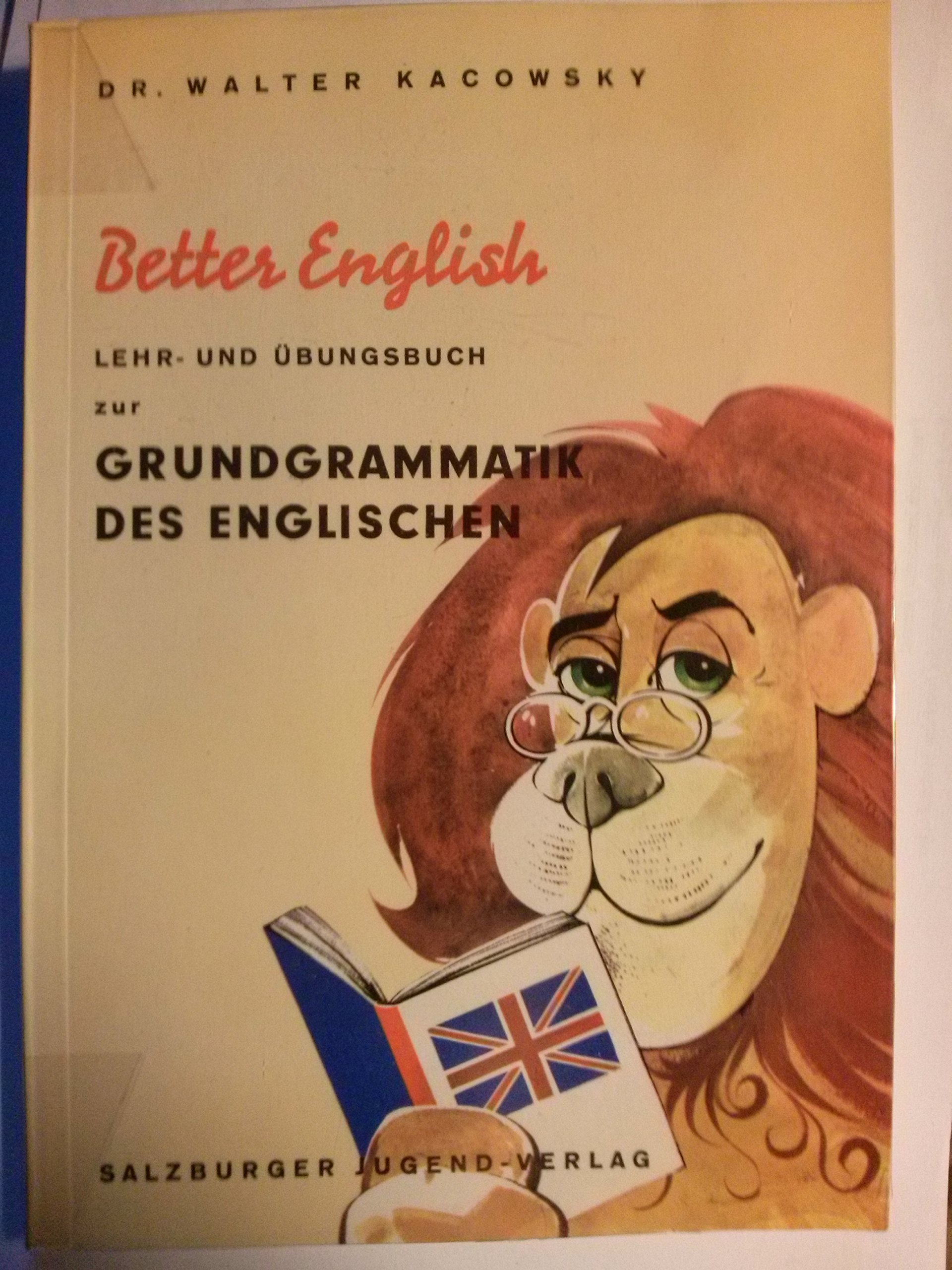 Better English. Grammatik