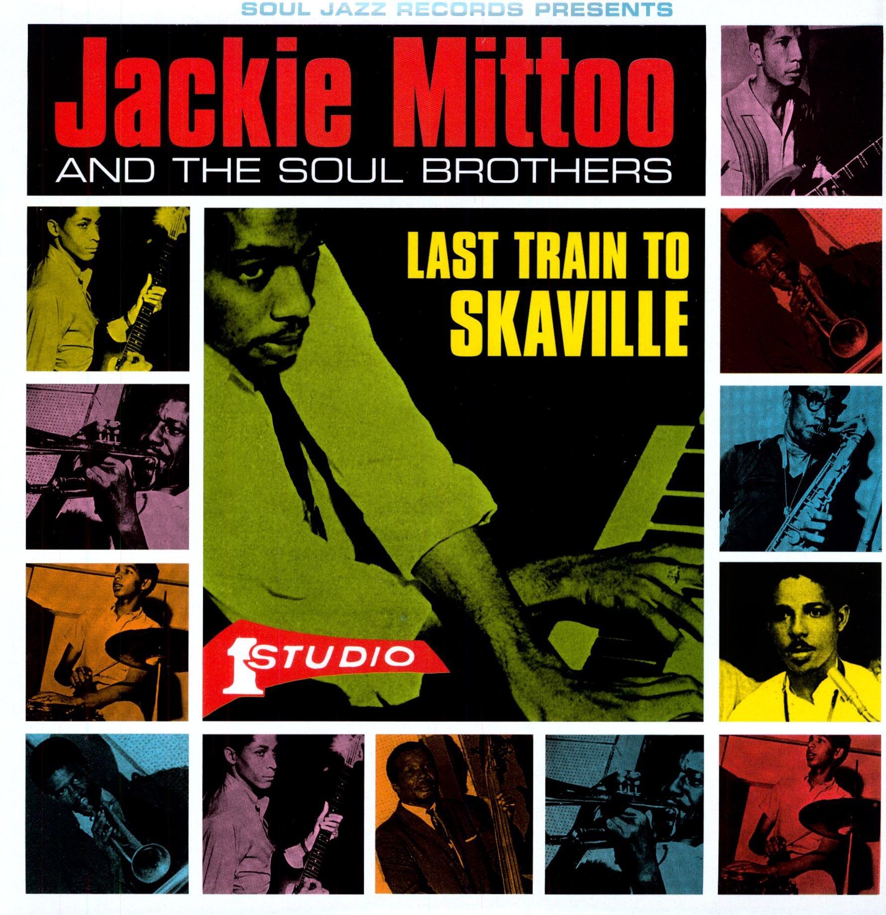 Last Train to Skaville [Vinyl] by Soul Jazz Records